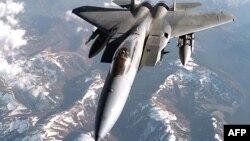 Зьнішчальнік F-15C Eagle