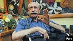 نادر ابراهيمی، نويسنده و سينماگر ايرانی، روز پنجشنبه در گذشت