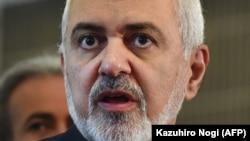 د ایران بهرنیو چارو وزیر جواد ظریف (ارشیف)