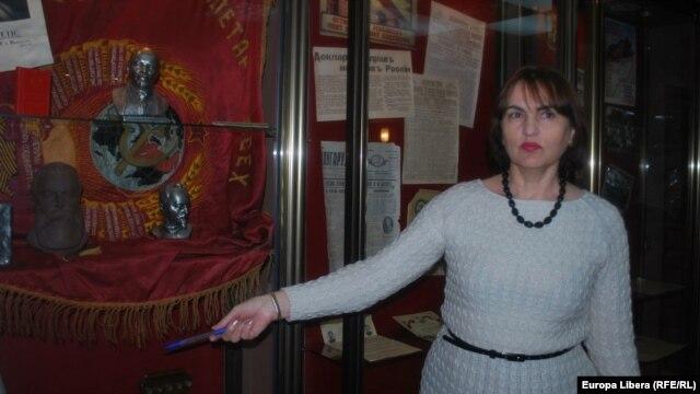 Elena Postică