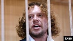 Сергей Полонский в суде