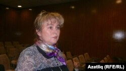 Нурзия Мирхазова