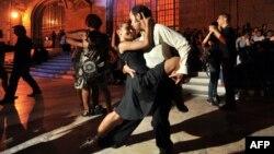 Любите ли вы танго?