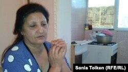 Сурма Надиева. Құлсары, Атырау облысы, 7 мамыр 2013 жыл.