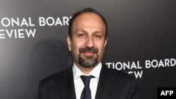Asghar Farhadi won his first Oscar in 2012 for the divorce drama The Separation. (file photo)