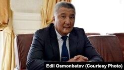 Эдил Осмонбетов.