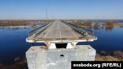 Ілюстрацыйнае фота. Мост у Жыткавіцім раёне