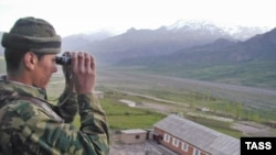 Watching the border in Tajikistan -- but is there any real threat?