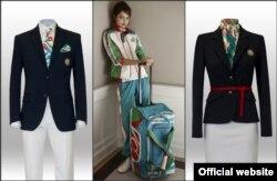 Azərbaycan olimpiya millisinin geyimi