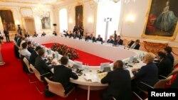 Susret lidera EU u slovačkoj prijestolnici