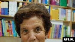 Profesoara Natalia Grama