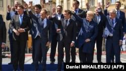 Liderii europeni nu au ajuns la un acord în privința numirii în funcțiile-cheie ale arhitecturii europene