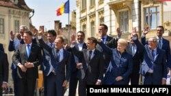Лидерите на ЕУ