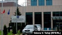 Zgrada Vlade Kosova