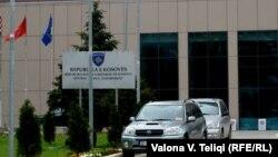 Sedište kosovske vlade