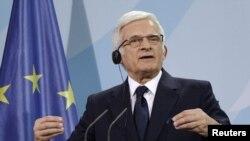 Avropa Parlamentinin prezidenti Jerzy Buzek