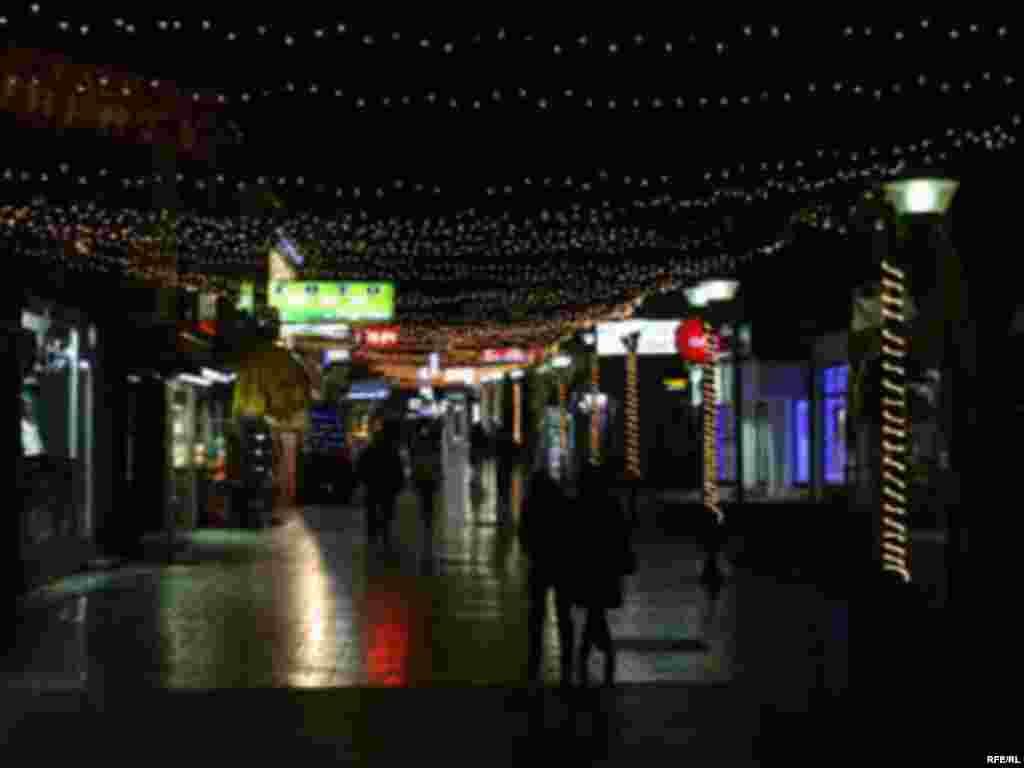 Охрид - Македонија - Новогидишен амбиент во Охрид