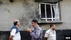 Prizor iz Turske, avgust 2016.
