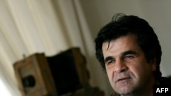 Imprisoned Iranian filmmaker Jafar Panahi