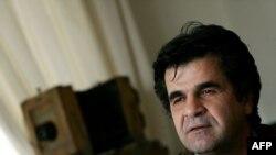 Imprisoned Iranian filmmaker Jafar Panahi