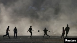 Soccer was not banned under the Taliban in Afghanistan, but the sport suffered during the decades of war and violence.