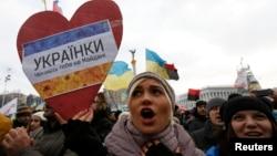 Тема недели: политическая геометрия Украины