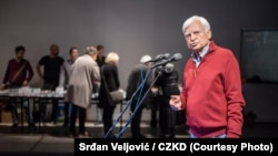 Sve više ljudi ima potrebu da se malo izmeste sa tog, inače važnog, velikog Sajma: Ivan Čolović