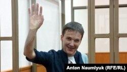 Надежда Савченко накануне оглашения приговора