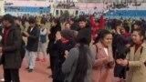 Официально без коронавируса: Таджикистан встречает Навруз в мечетях (видео)