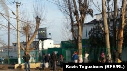 Алматы облысының Заречный кентіндегі түрме (Көрнекі сурет).
