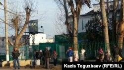 Алматы облысы Заречный кентіндегі түрме