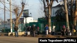 Владимир Козлов жазасын өтеп жатқан Заречный түрмесі