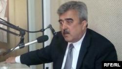 Почетный лидер ПННА Этибар Мамедов