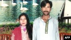 Убите в Пакистані в 2014 році подружжя християн