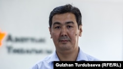 Руслан Акматбек.