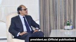 جهاد ازعور (Jihad Azour) مسئول شرق و آسیای میانه صندوق وجهی بین المللی