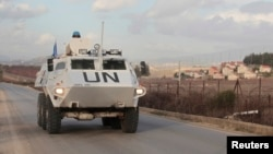 Ілюстраційне фото: миротворці ООН у Лівані