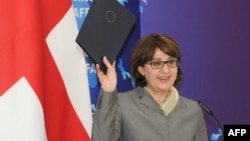 Главный дипломат страны Майя Панджикидзе, комментируя решение европейских лидеров подписать договор об ассоциированном членстве Грузии с ЕС не позднее июня, поспешила отметить, что причиной тому стали не только события в Украине
