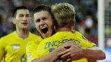 Ukrajinska fudbalska reprezentacija