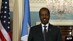 Fotografi arkivi e presidentit somalez, Hassan Sheikh Mohamud
