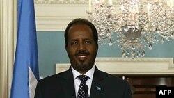 Presidenti Hassan Sheikh Mohamud