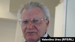 Valentina Ursu în dialog cu Ion Jigău