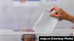 Glasanje u Srbiji