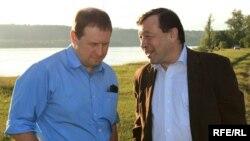 Андрей Илларионов и Евгений Гонтмахер