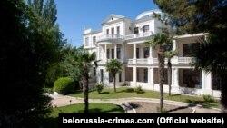 Санаторый «Белоруссия» ў Крыме