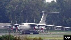 """Transportni avion """"iljušin"""""""