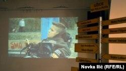 Dečak Luka u filmu