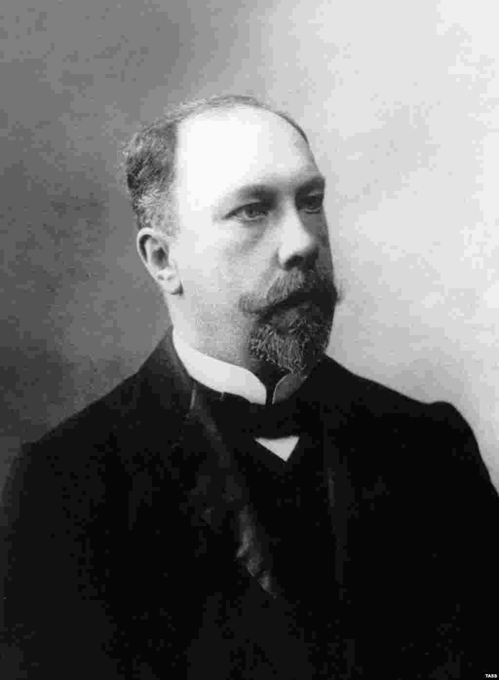 TASS grew out of the St. Petersburg Telegraphic Agency, which was founded in 1904 and was the main news service of imperial Russia. The agency's first director was Pavel Miller (pictured here), a senior official in Russia's Finance Ministry.