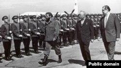 Фідель Кастро в Україні. 1963 рік