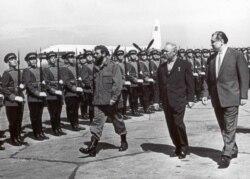 Історична Свобода   Фідель Кастро: від революціонера до пенсіонера